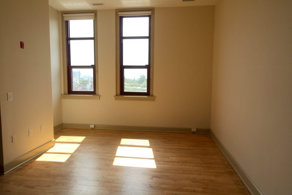 floor and windows
